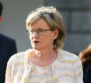 Mairead McGuinness is expected to fill Phil Hogan's shoes