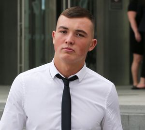 Ryan Bradley walked free after six weeks on trial accused of taking part in the murder of Neil Reilly