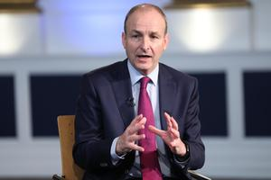 Micheál Martin outlined plan