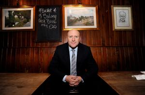 LVA chief Donall O'Keeffe warned more pubs are likely to close