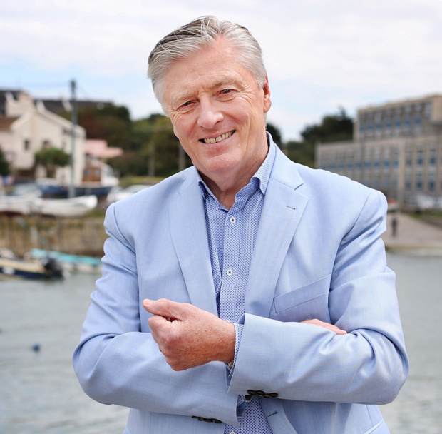 Broadcaster Pat Kenny was among the local residents who opposed the development