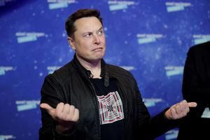 Elon Musk hopes that the rocket will eventually make human space travel affordable and routine
