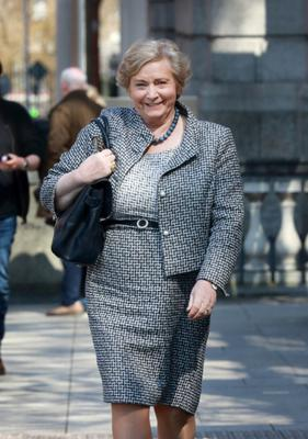 Frances Fitzgerald is a front-runner