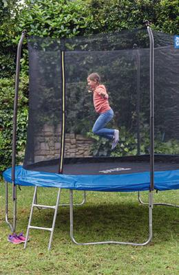 Lidl cancelled special sales of its Crivit trampoline