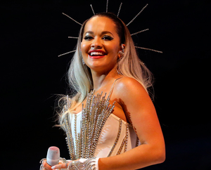 Rita Ora is aiming to hold on to her Masked Singer crown