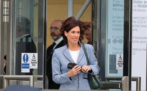 FG's Hildegarde Naughton said she was the 'most senior minister in the west of Ireland'