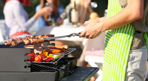 Families will have plenty of opportunities for back garden barbecues and picnics