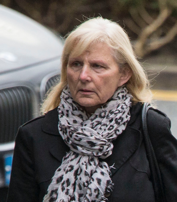 Geraldine Doyle is accused of theft by deception