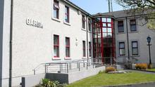 The man was arrested and charged at Drogheda garda station