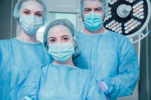 The wearing of surgical masks will become more widespread