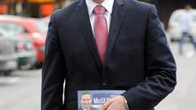 Fianna Fail candidate for Dublin West by-election 2014 David McGuinness