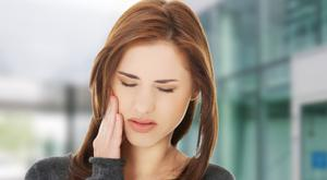 Symptoms of mumps can include swollen cheeks or jaw