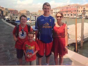 Teacher Clodagh Hawe and her three sons Niall, Ryan and Liam were all killed by Alan Hawe in 2016