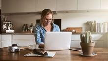 People working from home are being urged to get up and move around more often