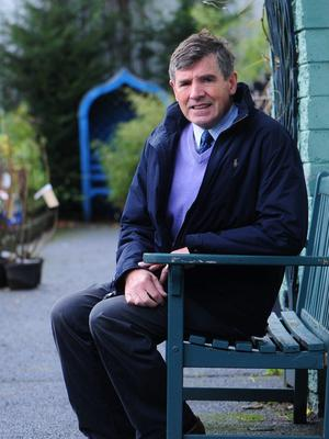 Michael Deely, whose son Trevor is one of the disappeared