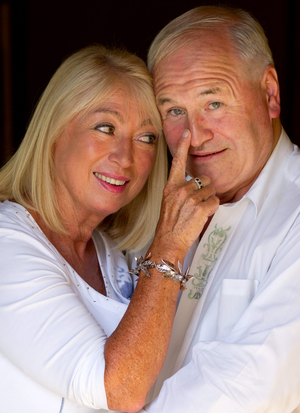 Dan Mc Grattan and Anne Doyle