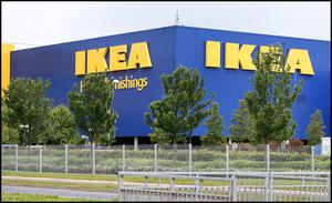 Ikea was planning to open on Monday but will have to wait