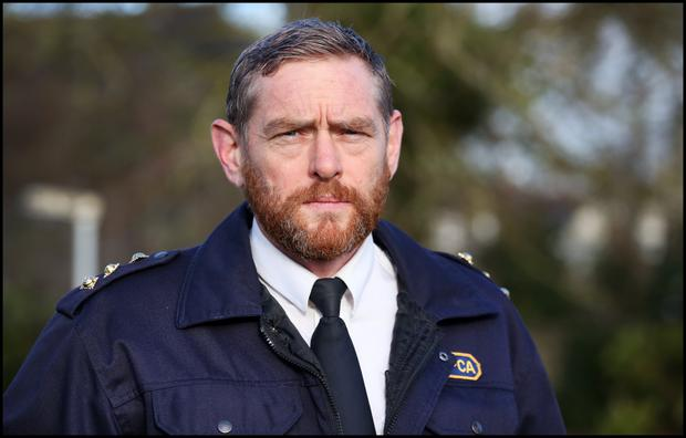 ISPCA chief inspector Conor Dowling believes drones could help combat animal cruelty