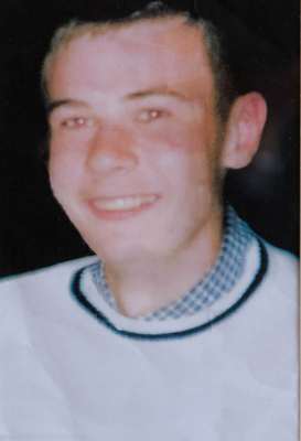 Aengus Shanahan was identified after 18 years