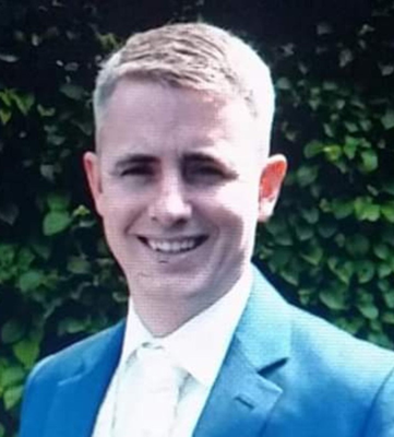 Vincent Parsons died after being found in Tallaght