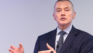 IAG Chief Exec Willie Walsh (INM