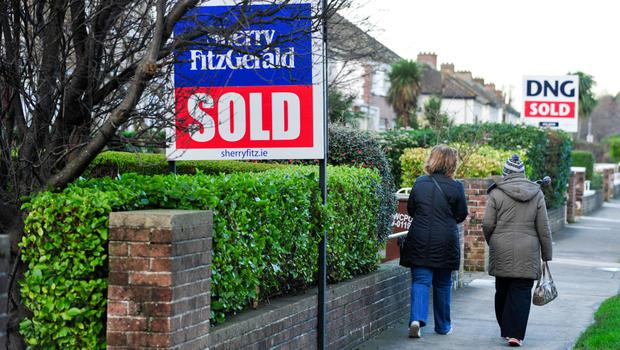 Sherry FitzGerald said house price inflation was flat in Dublin