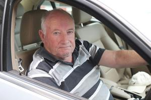 Taxi driver Joe Lynch was less than impressed with the speed limit proposal