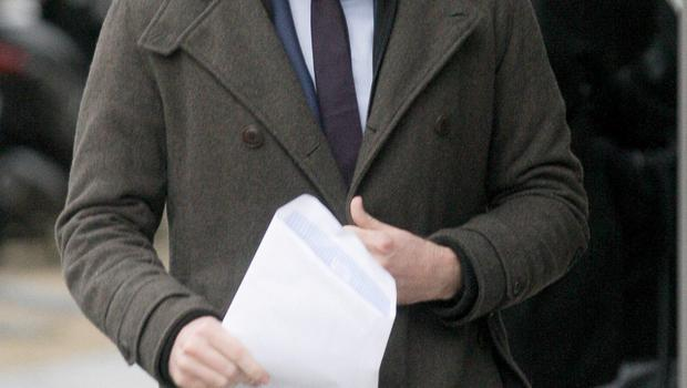 Neil Mannion was charged with possessing drugs worth €143,000. Photo: Courtpix