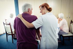 Nursing homes have been badly hit by the coronavirus