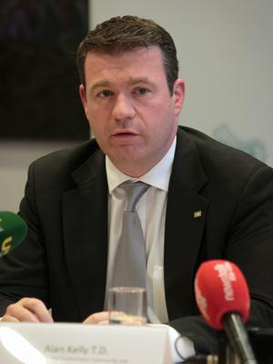 Minister Alan Kelly (Collins Dublin)