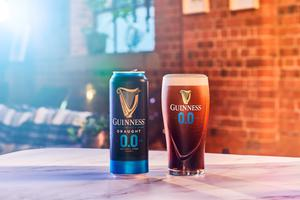 Guinness's new alcohol-free version of the black stuff