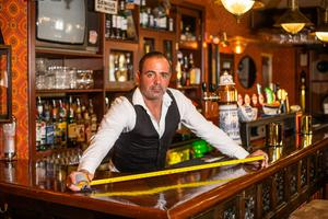 Skerries bar owner Ollie Grimes has criticised the proposed measures