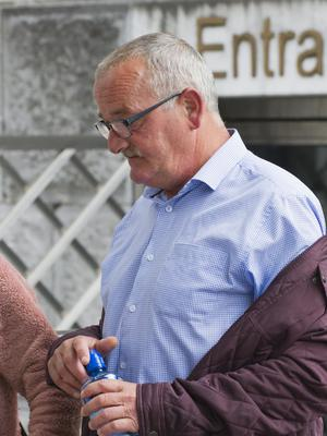 Keith O'Connor said he 'did not go out to defraud anyone'