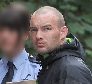 Philip Murphy outside court in 2008