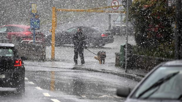 Amber warnings in place as Storm Ciara set to bring wild weather