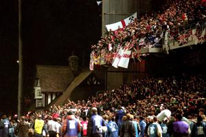 England riots in 1995