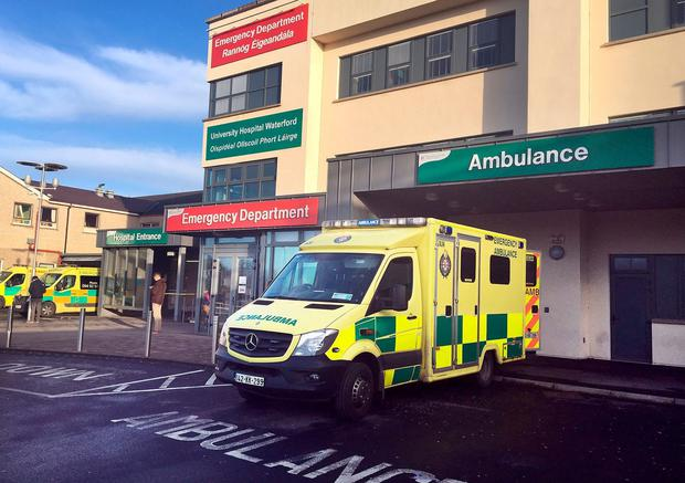 A post-mortem will be carried out at University Hospital Waterford
