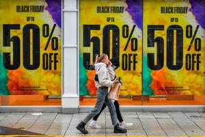 Black Friday is popular to bag a bargain for Christmas