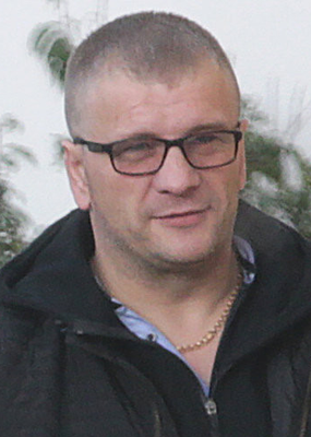 Arvydas Steponkus (pictured) and Thomas O'Boyle face trial