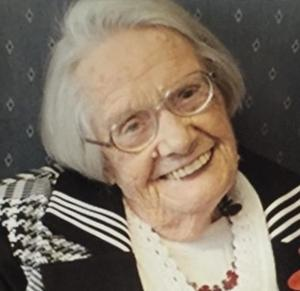 Mary Coyne was born in 1911