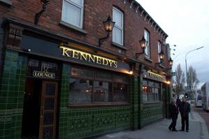 Plans by the owner of Kennedy's pub in Drumcondra for a rear bar area have locals up in arms
