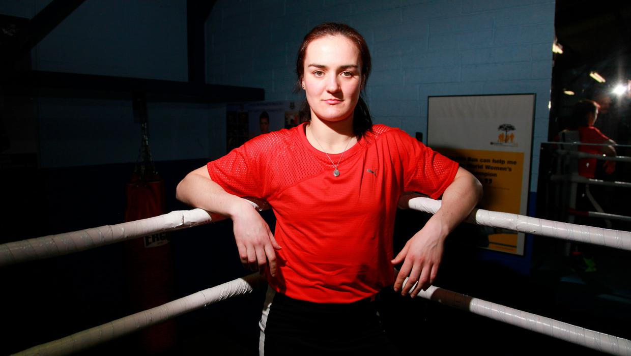 'It certainly gives you a different perspective' - Kellie Harrington taking positives from her frontline experience
