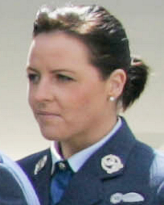 IS suspect Lisa Smith was previously in the Air Corps