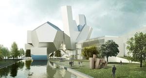 An artist's impression of the €48m plans at UCD to expand the campus at the college