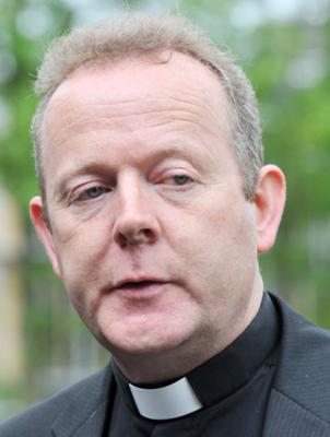 """'Catholic Primate Archbishop Eamon Martin condemned the """"outrageous"""" footage'"""