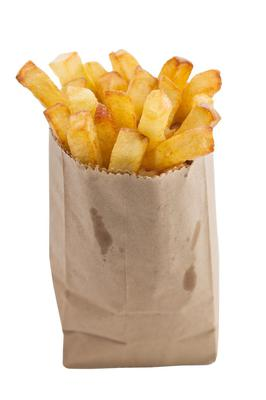 Researchers also found that men and women who ate four or more servings a week of fries had a 17pc higher risk of high blood pressure