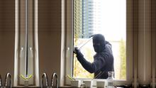 House break-ins are down