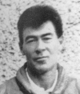 Larry Dunne in prison. The drugs baron introduced heroin to Ireland