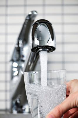 Large homes use more water