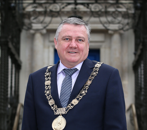 Lord Mayor Brendan Carr appealed for information